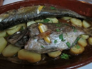 A Casa da Henriqueta Sea Bream/ Sea Bass