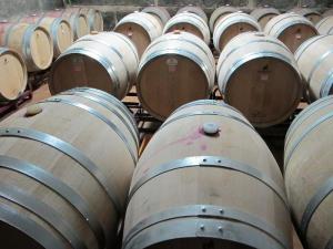 Adegas Ladairo - Wine cellar