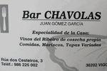 Bar Chavolas