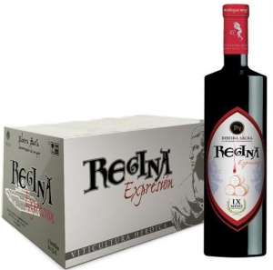 Regina Expresion Galician Red Wine 2010!