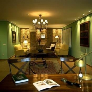 Regina Viarum Bodega: The Lounge