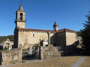 San Pedro Church,Crecente