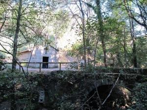 San Xosé Chapel/Bridge,Filgueira