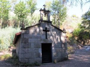 San Xosé Chapel, Filgueira