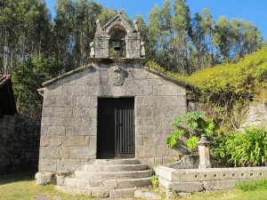 Chapel, Pazo Barreiro