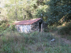 Muíño de Galo (Mill with weather cock vane)