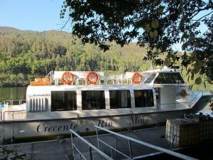 Catamarán,Crecente,River Mino