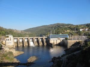 Frieira Dam/Lake