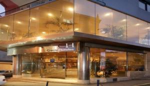 El Hotel Almirante