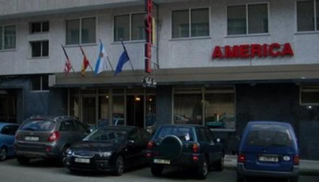 Hotel America Ferrol