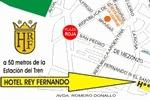Hotel Rey Fernando