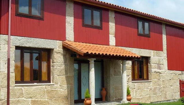 Hotel Rustico A Palleira