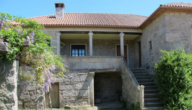 Mar a bargiela bodega casa rural in galicia my - Casas rural galicia ...