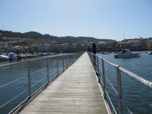 Walkway to La Pinta