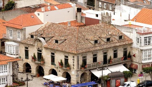Pazo de Mendoza Hotel
