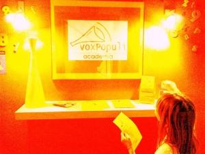 Spain Vox -Academia Vox Populi