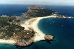 Virtual Tour of Cies Islands