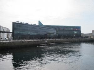 A Laxe Shopping Centre,Vigo Port