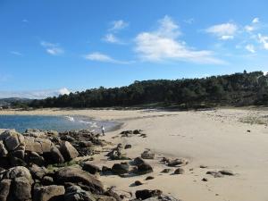 Area Grande Beach,San Vicente de O Grove