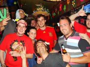 Bar D'Sastre,Baiona