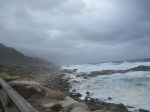 Cabo Sillero Viewpoint near Baiona