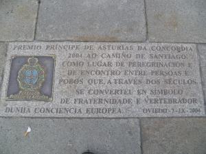 Camino de Santiago- a very special route