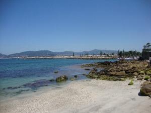 Carril Beach,Vigo