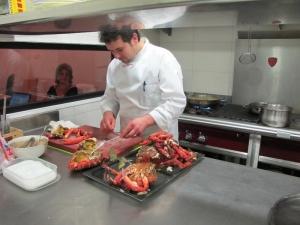 Cesar Garcia Fernadez, Misturas Restaurant