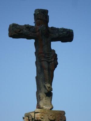 Cross,Pazo de Santa Cruz