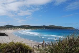 Donino Beach, Ferrol