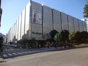 El Corte Ingles, Vigo