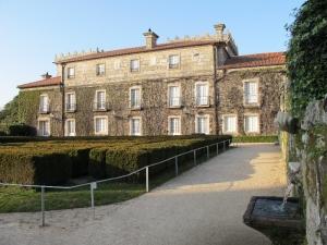 Gardens of Museo Pazo Quiñones de León,Vigo