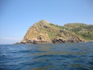 Monteagudo Lighthouse, Cies Islands
