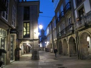Old Town, Santiago de Compostela
