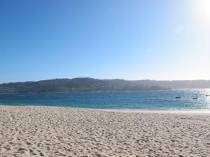 Playa de Menduiña Aldán