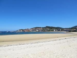 Playa Vilariño Aldán