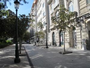 Plaza Compostela,Vigo