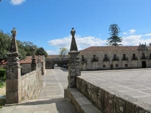 Plaza de Fefiñanes, Cambados
