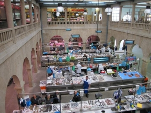 Pontevedra Market
