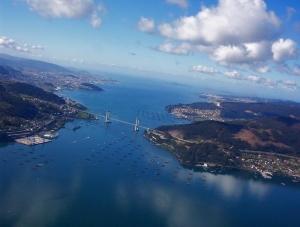Punte de Rande, Vigo