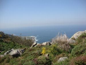 Rias Baixas Typical Sea views
