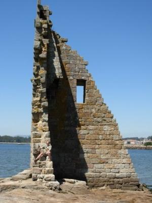 San Sadurino Tower (Torre), Cambados
