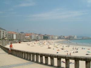 Silgar Beach (Playa), Sanxenxo