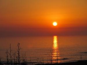 Sunset, Pedornes