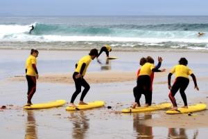 Surf School, Donino Beach, Ferrol