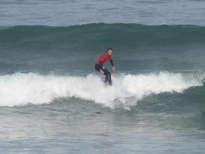 Surfing,Patos Beach,Nigran