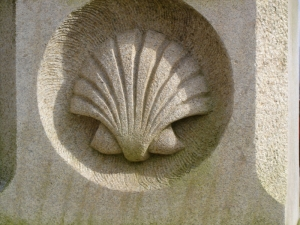 Symbol of St. James (Scallop Shell)