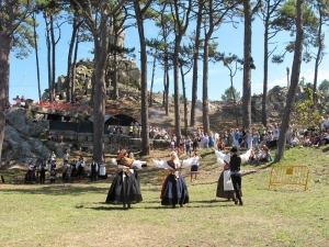Traditional Galician Dancing