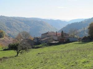 Typical Aldea (hamlet), Ribeira Sacra