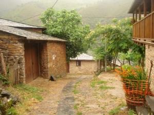 Typical Aldea near Lugo
